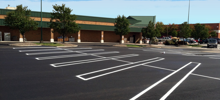 Parking Lot Paving Richmond Virginia - 804-374-9642